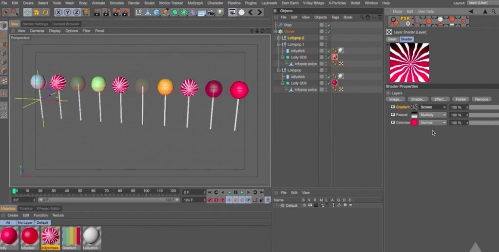 Demystifying C4D Mograph Shaders
