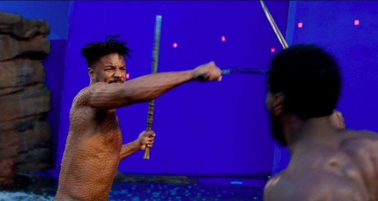 Making of Black Panther by Scanline VFX