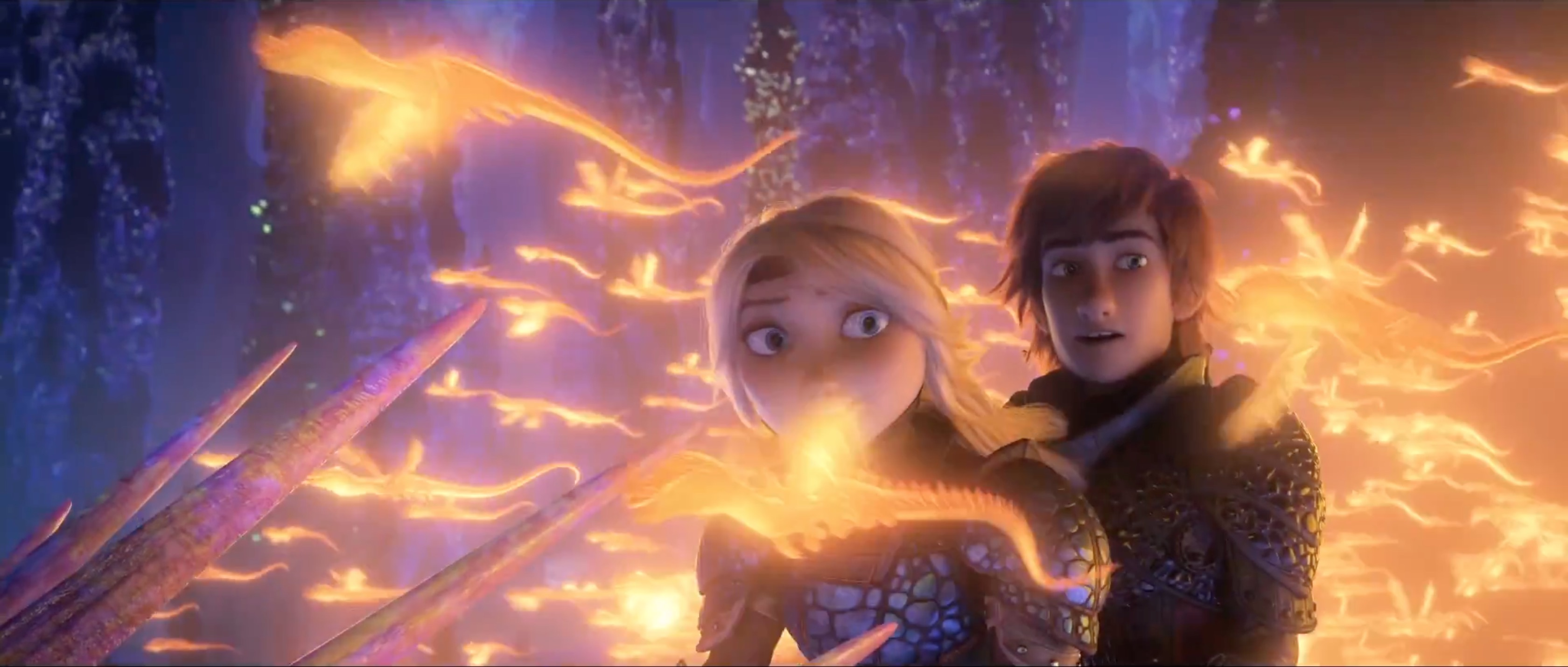 How to train your dragon 3 the hidden world official trailer ccuart Images