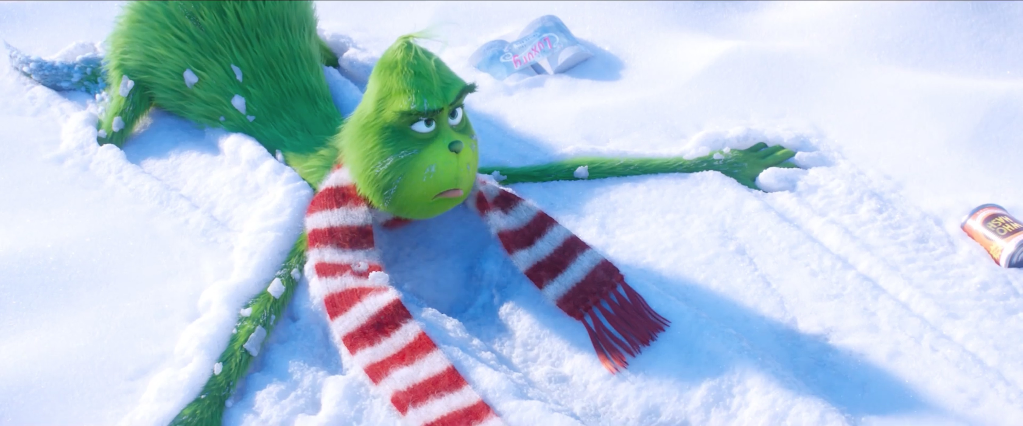 Illumination The Grinch: New Official Trailer