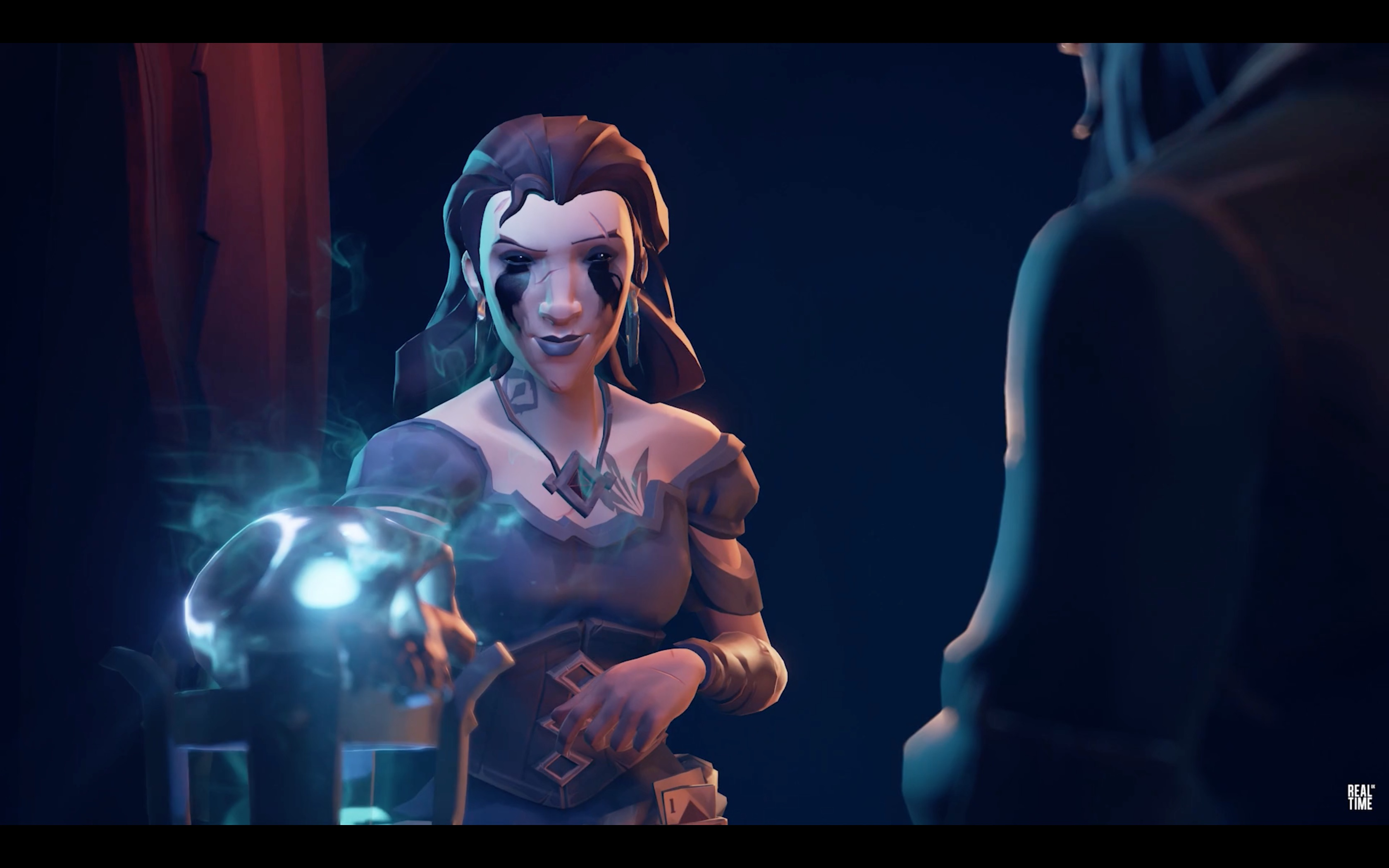 Sea of Thieves: Cursed Sails Cinematic