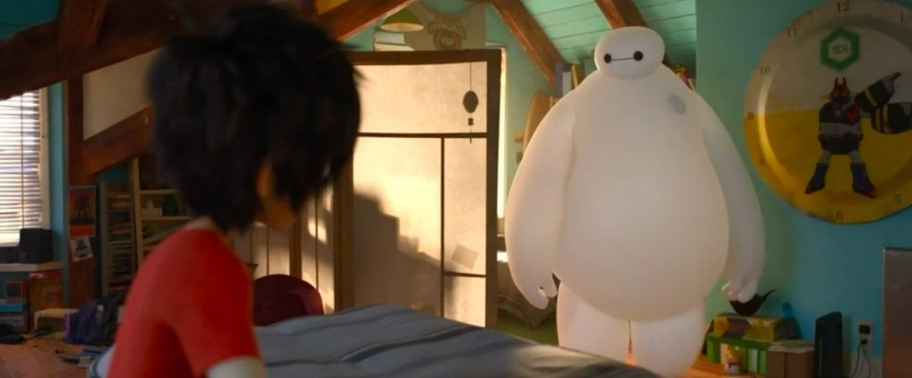 The Evolution of Baymax