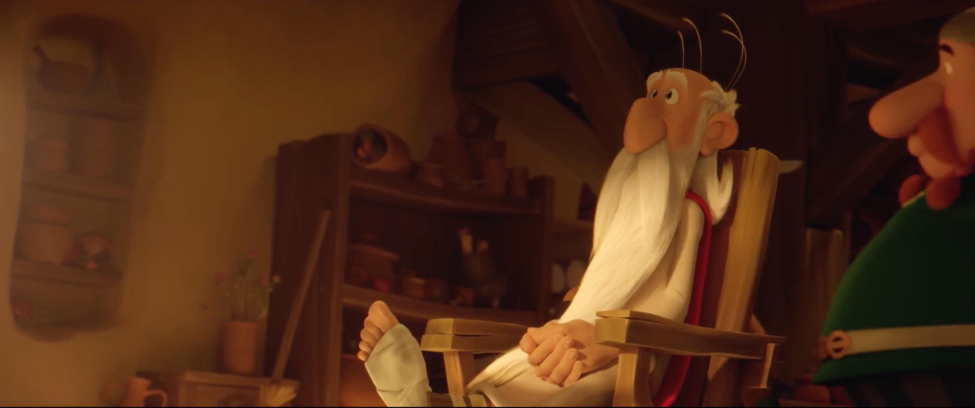 Astérix et le secret de la Potion Magique Official Trailer