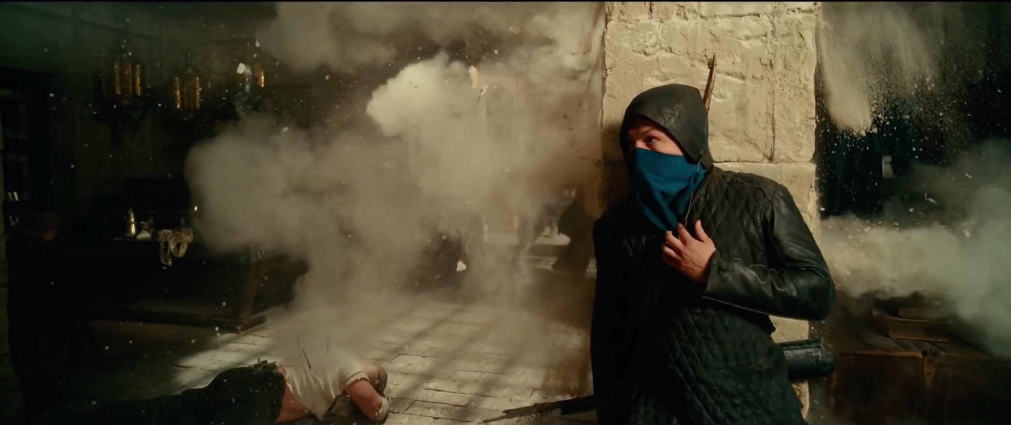 Robin Hood Official Trailer