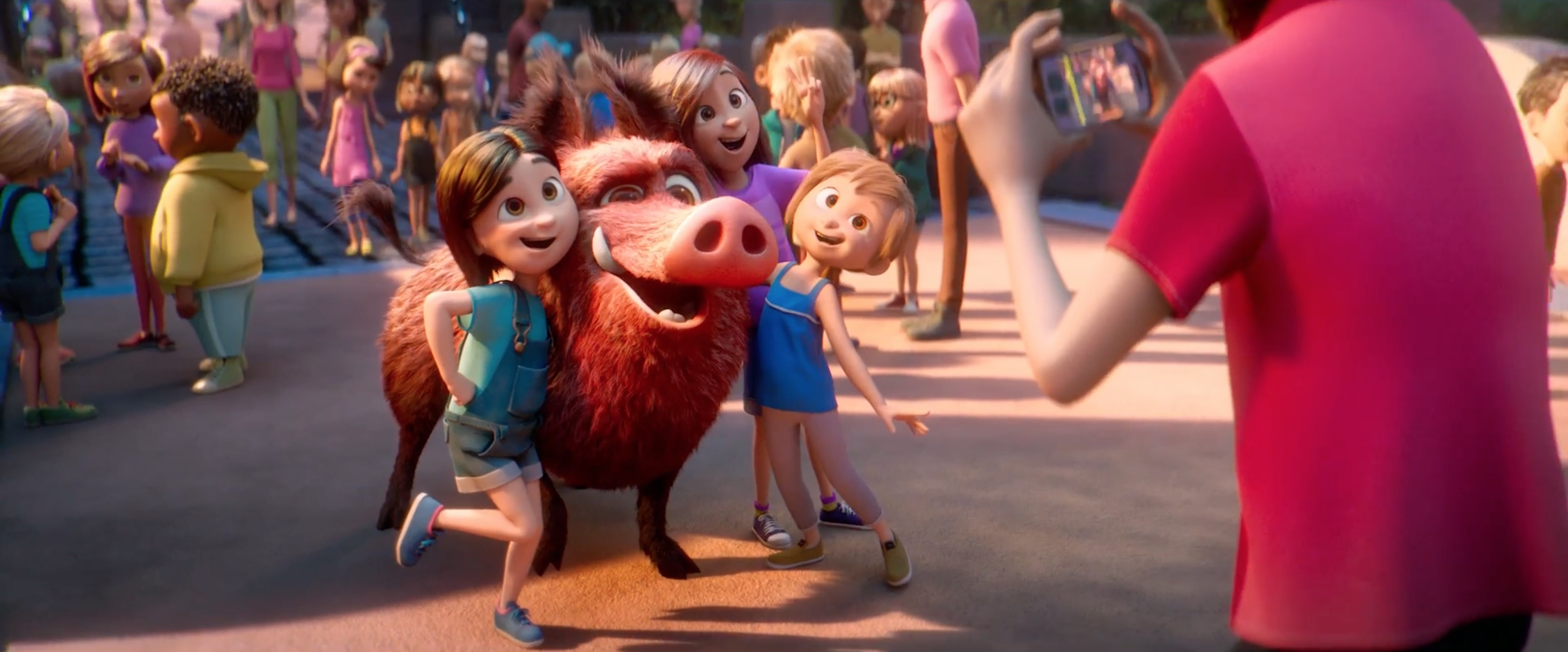 Wonder Park First Official Trailer
