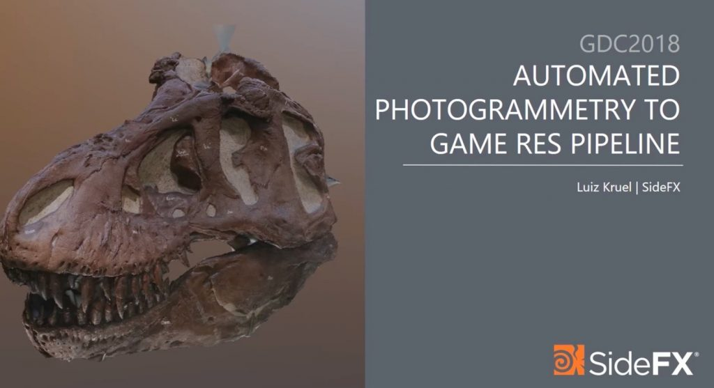 Automated Photogrammetry