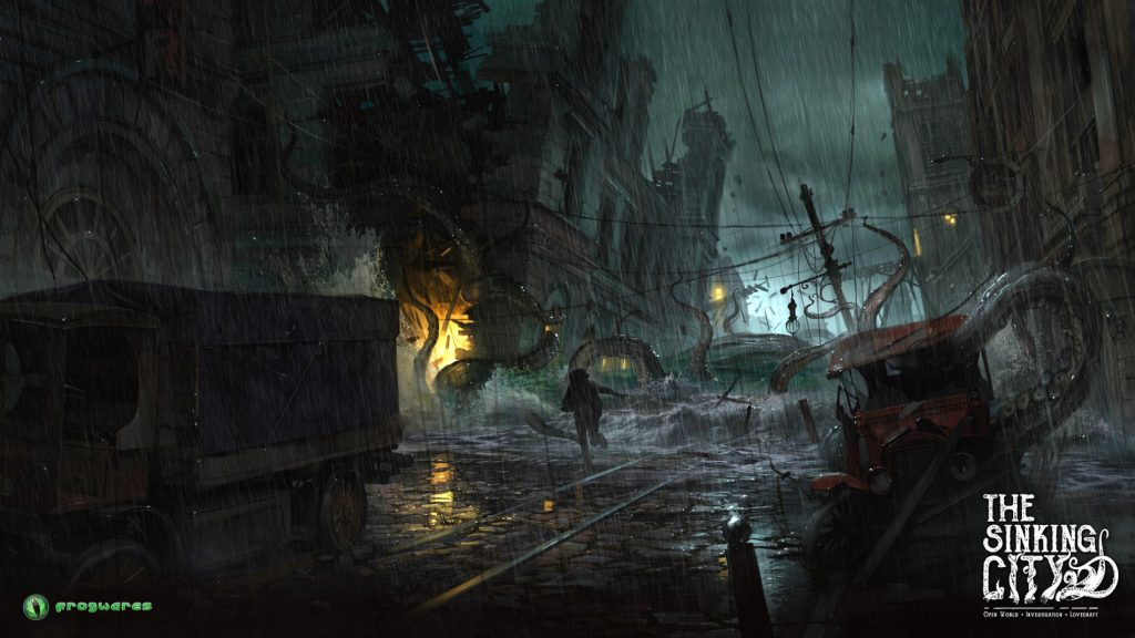 The Sinking City : Death May Die