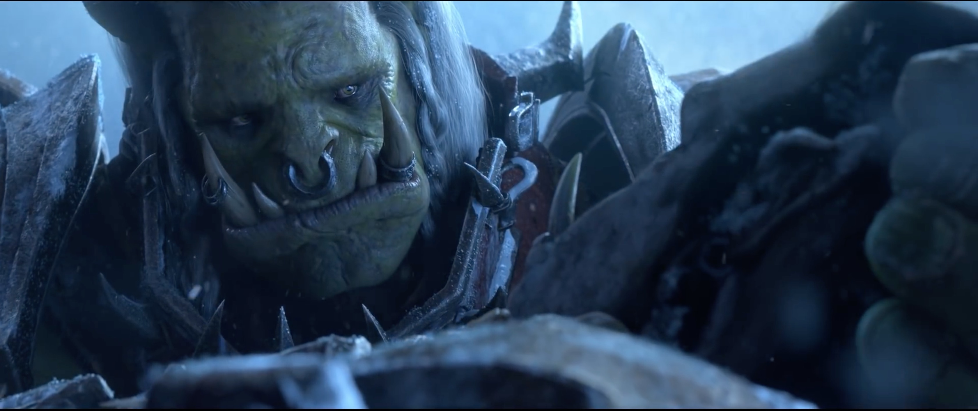 World of Warcraft Cinematic: Old Soldier