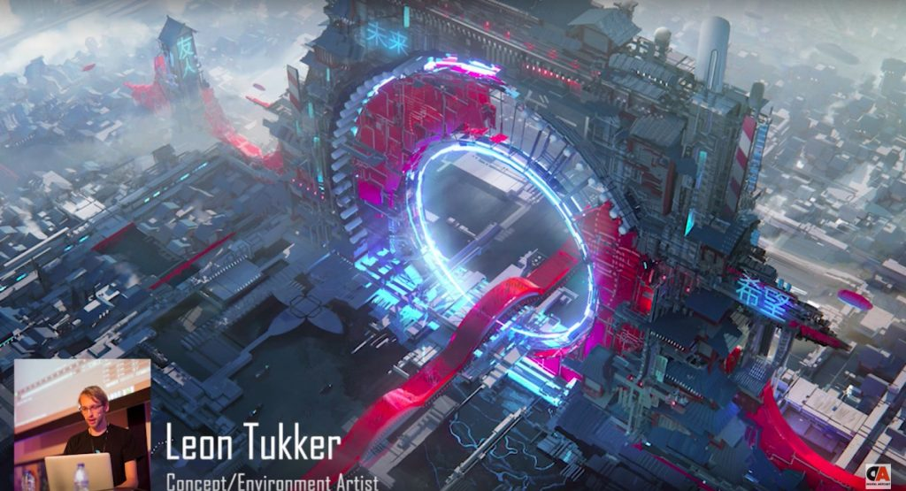 Cinema 4D World Building with Leon Tukker