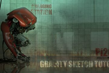 Piton Industries Janitorial Drone - Gravity Sketch