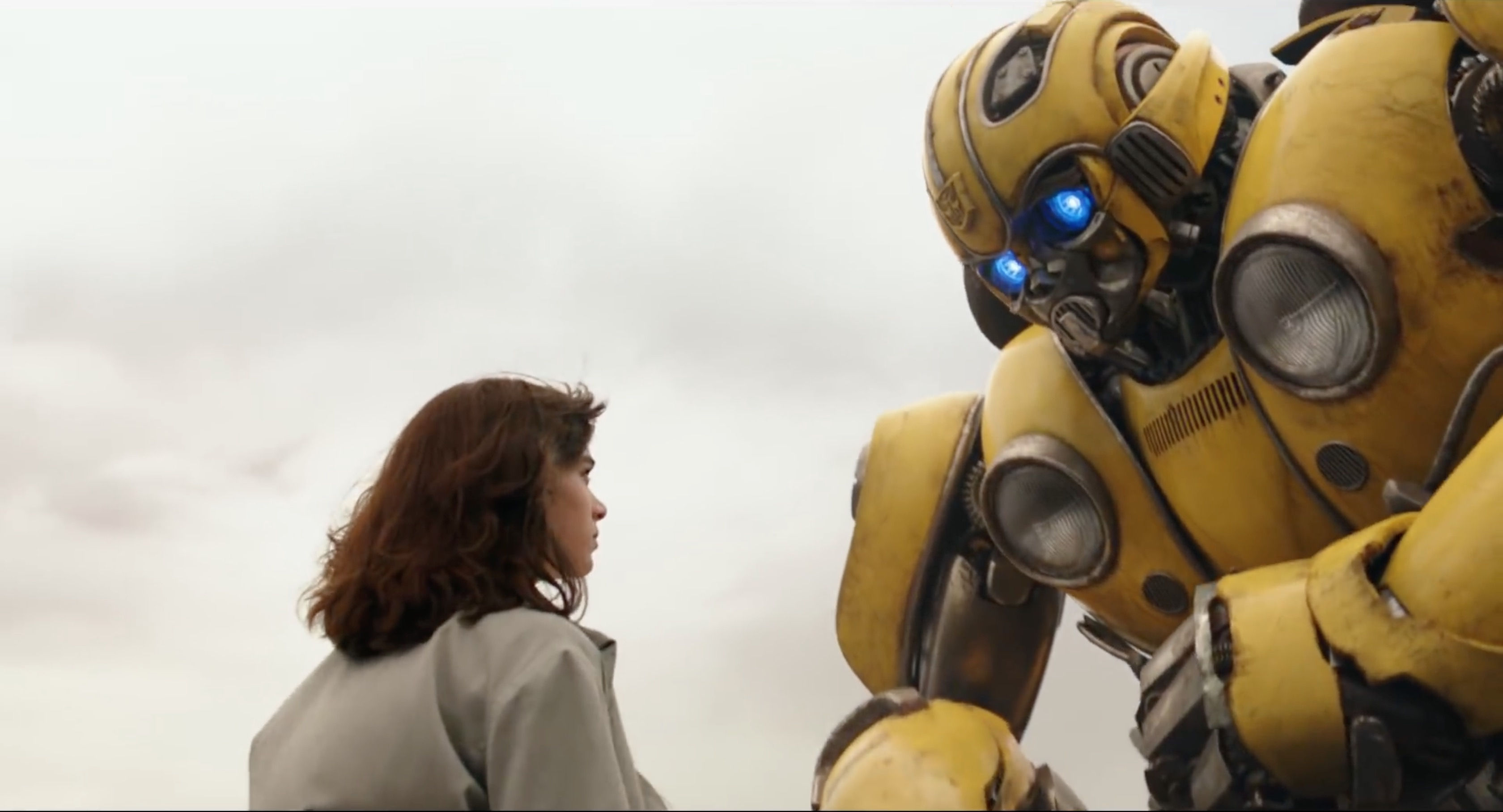 Bumblebee New Official Trailer