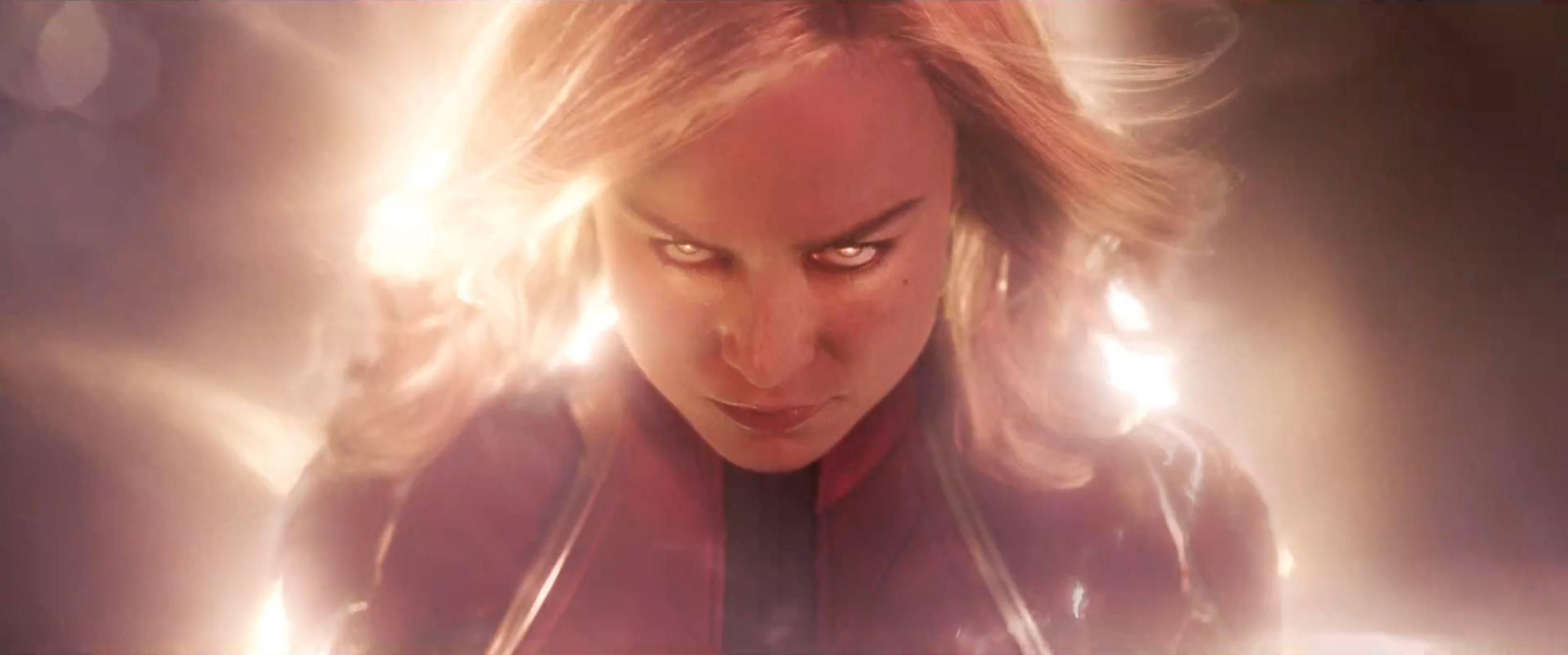 Captain Marvel First Official Trailer