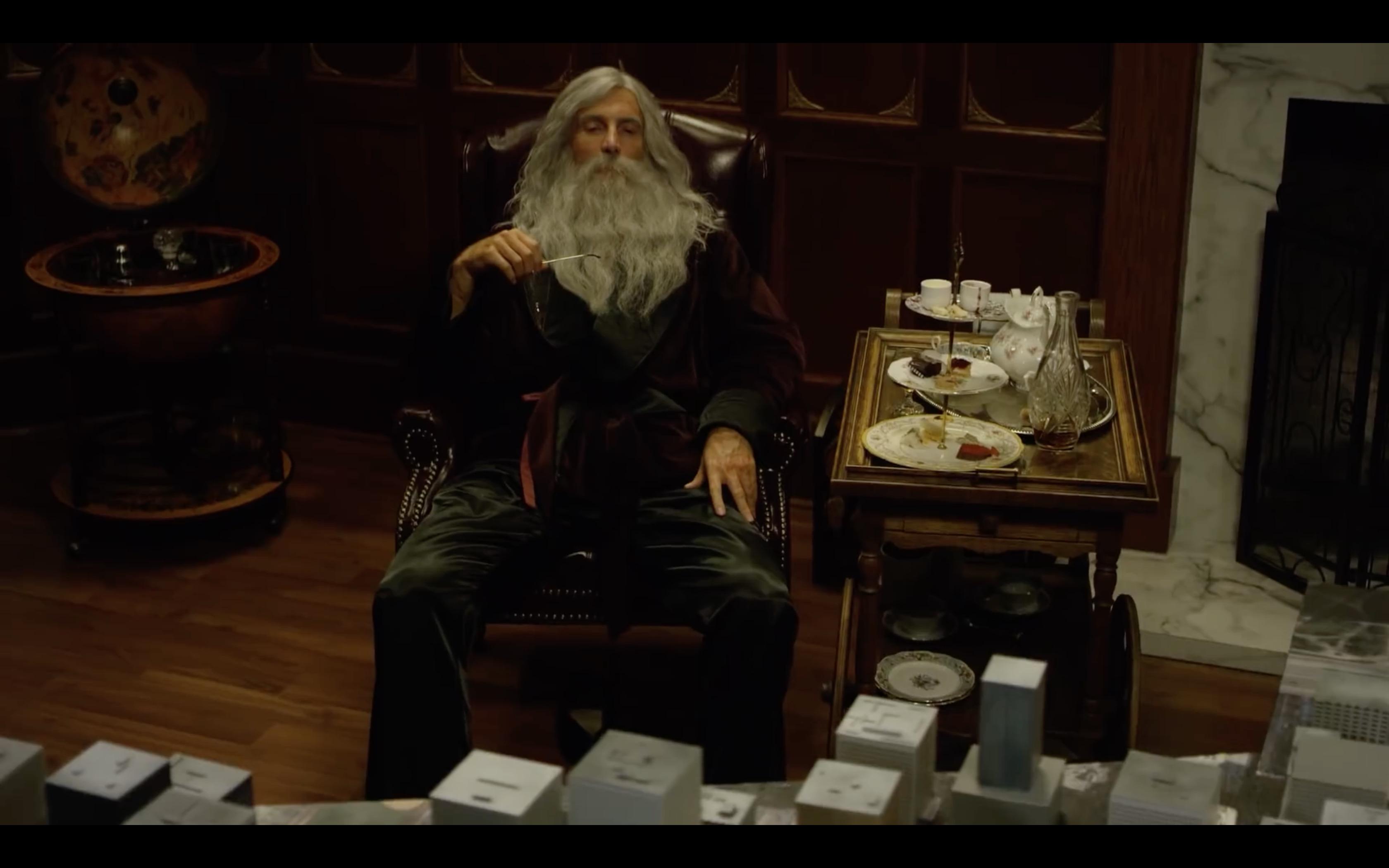 Neill Blomkamp's Oats Studio Short: God
