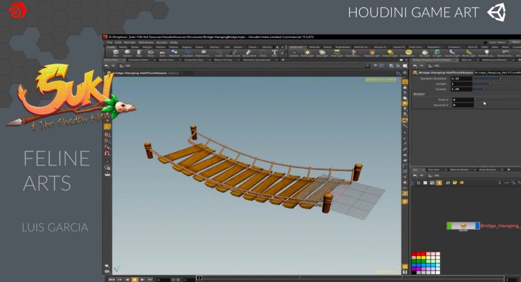 Houdini Engine for Unity