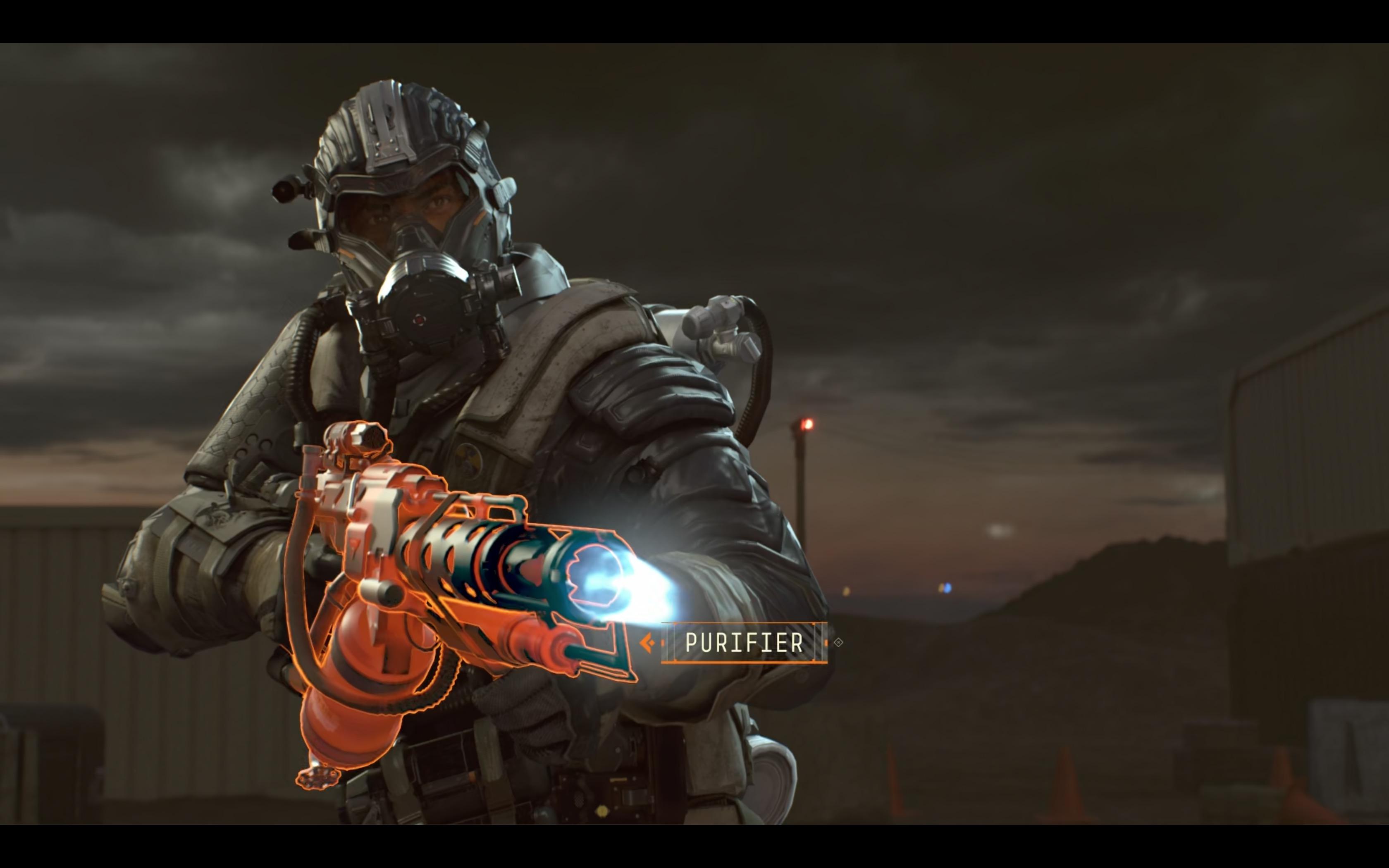 Call of Duty: Black Ops 4 Reel