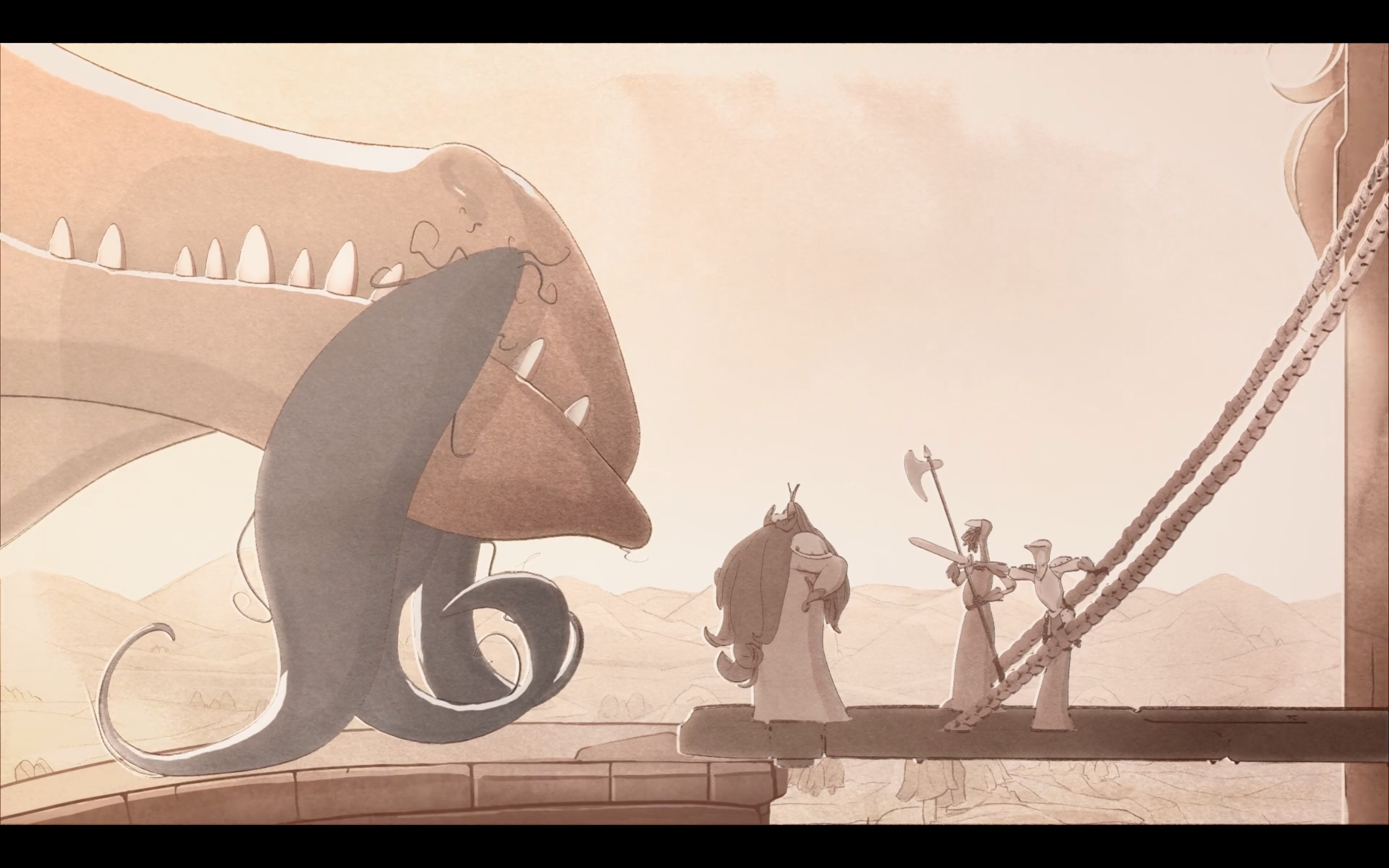 Animated Short: Kaal