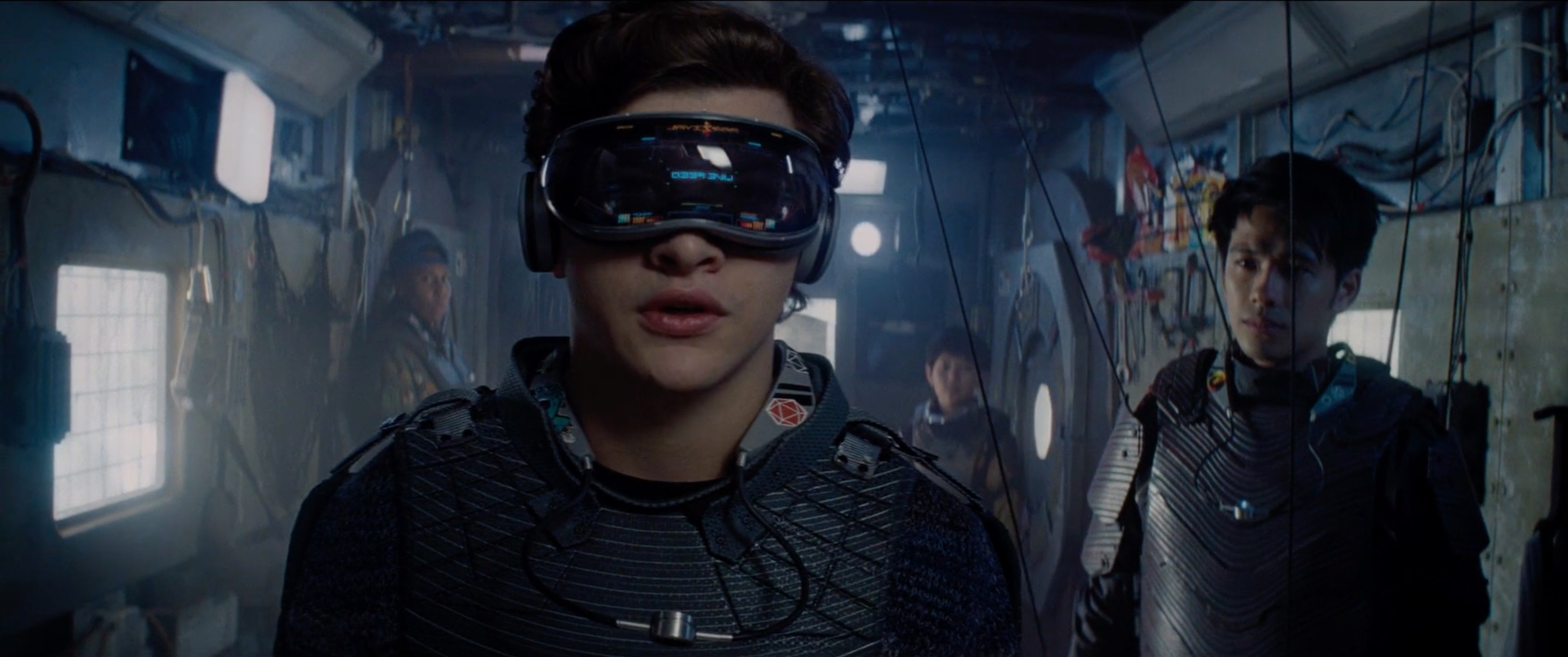 Ready Player One GFX Design Reel