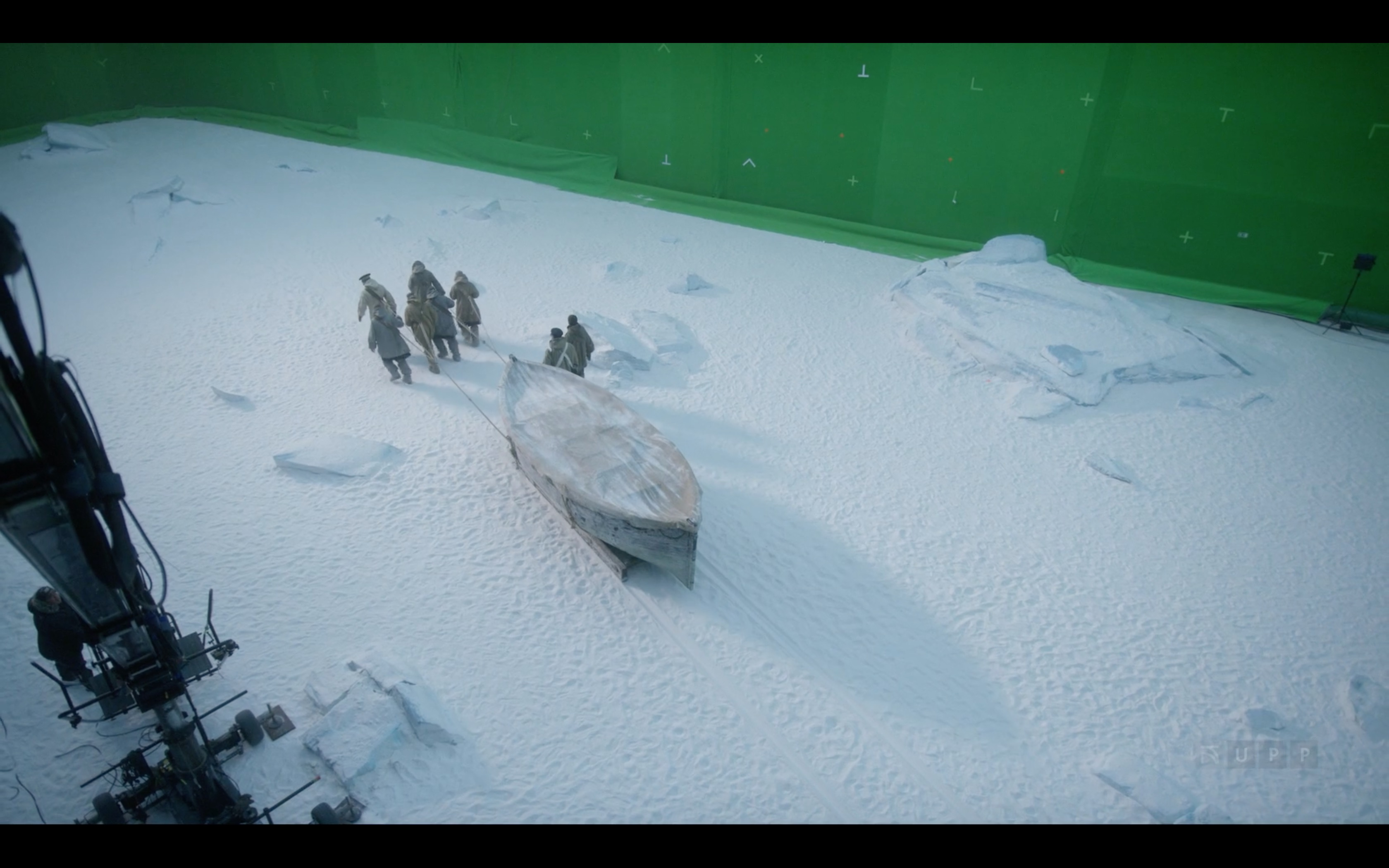 The Terror VFX Breakdown