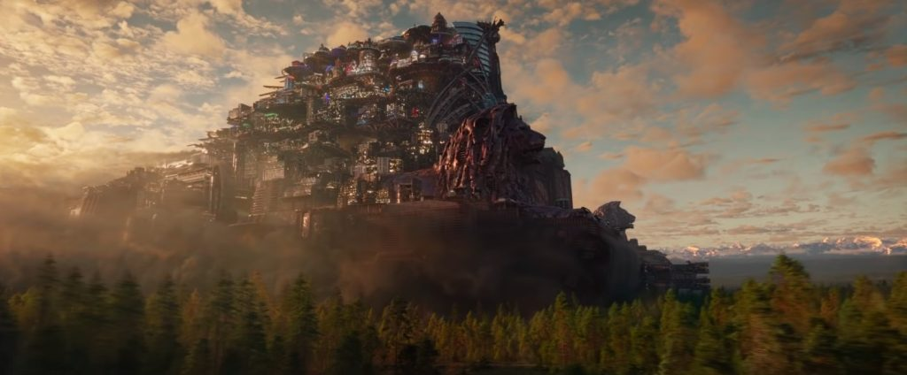 Mortal Engines - Extended Trailer