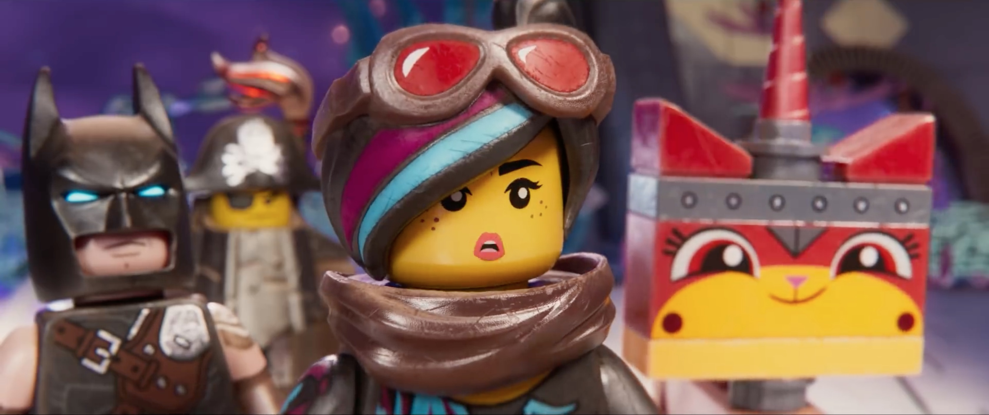 The LEGO Movie 2 New Official Trailer