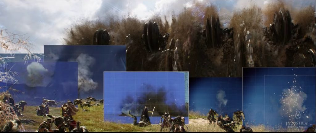 The Visual Effects of Avengers Infinity War by ILM