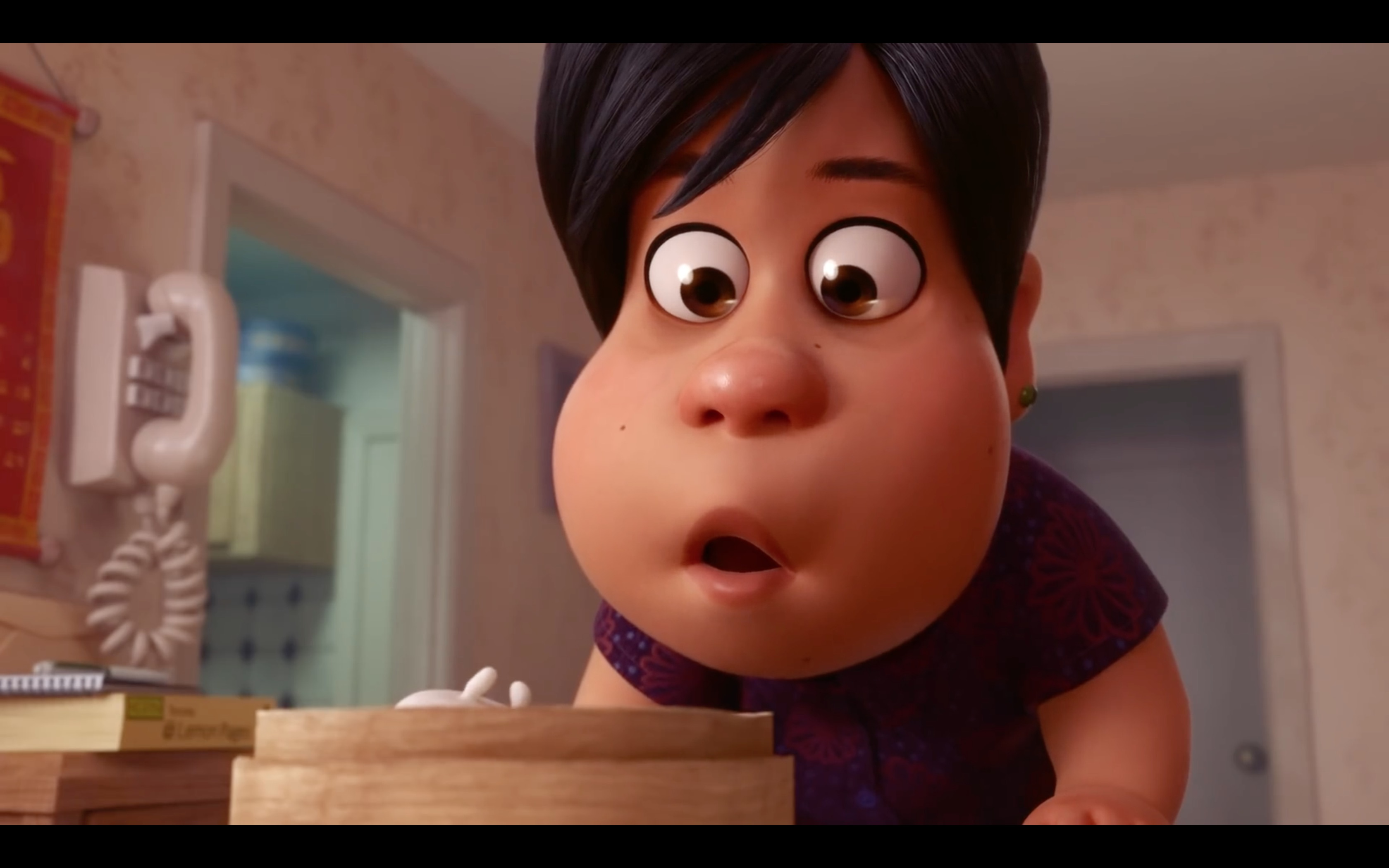 Pixar Animated Short: Bao