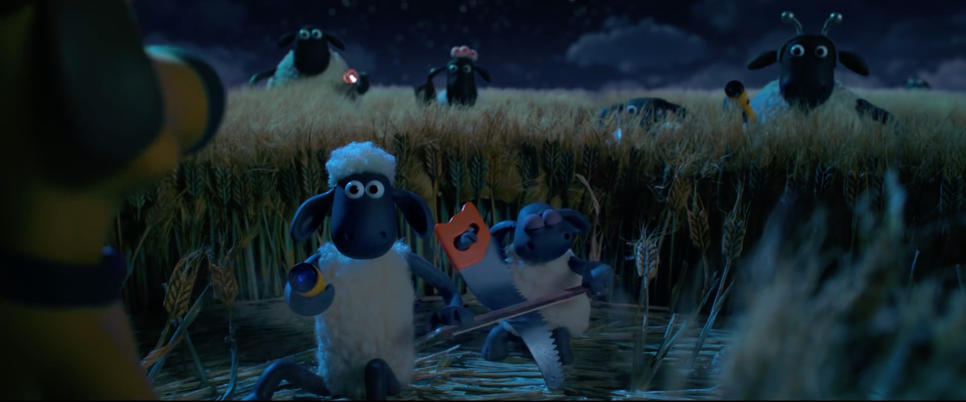 A Shaun the Sheep Movie: Farmageddon First Teaser