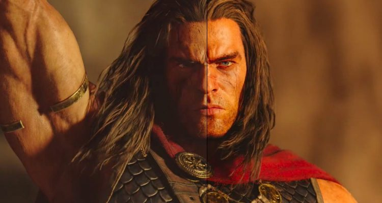 Making of Conan Unconquered