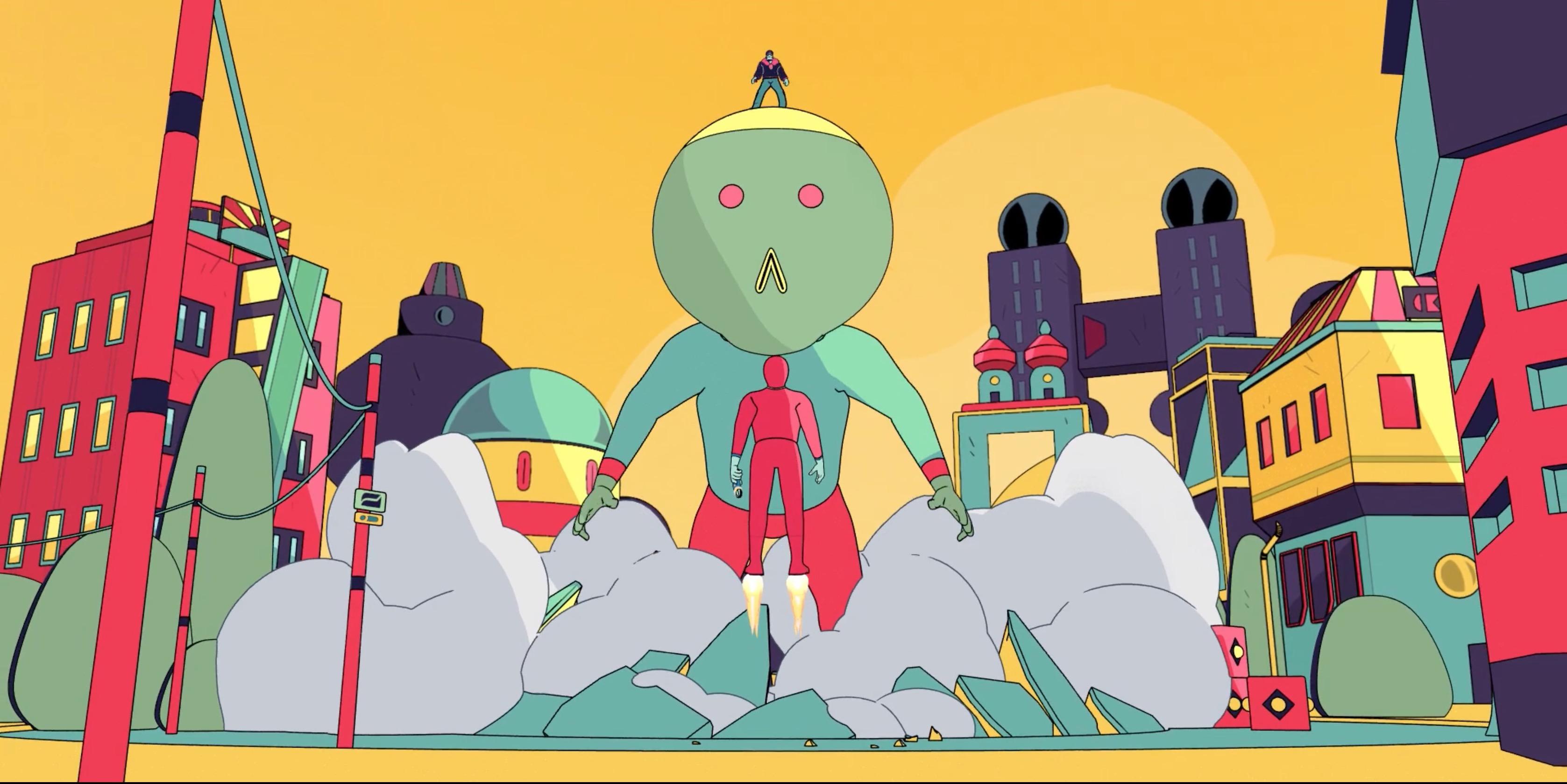 Animated Short: Alma