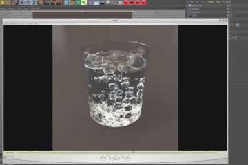 Boiling Water C4D