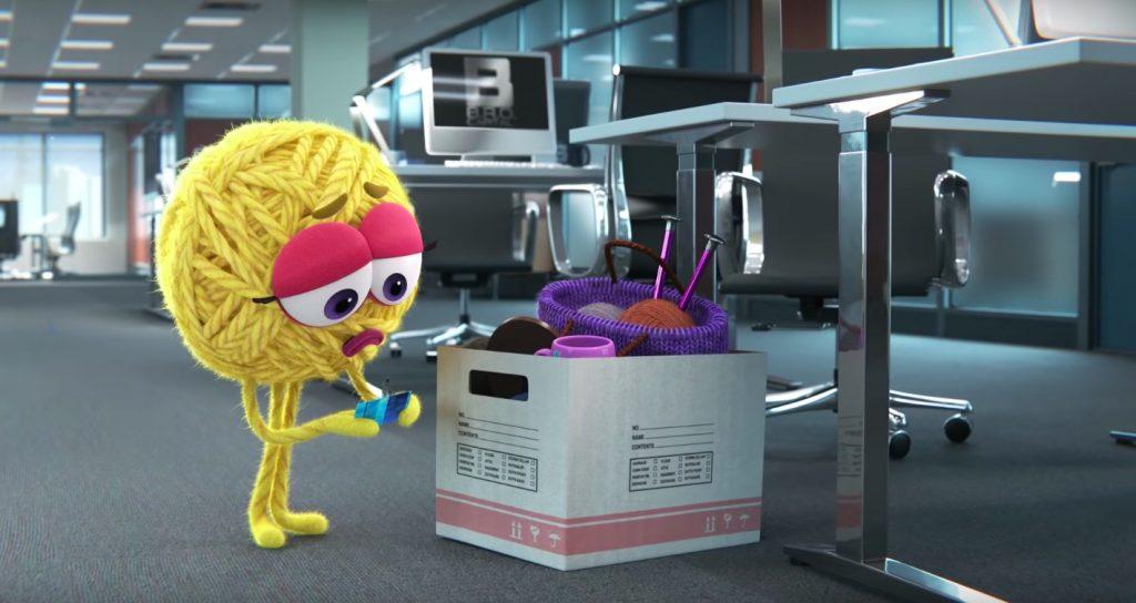 Pixar SparkShorts : Purl