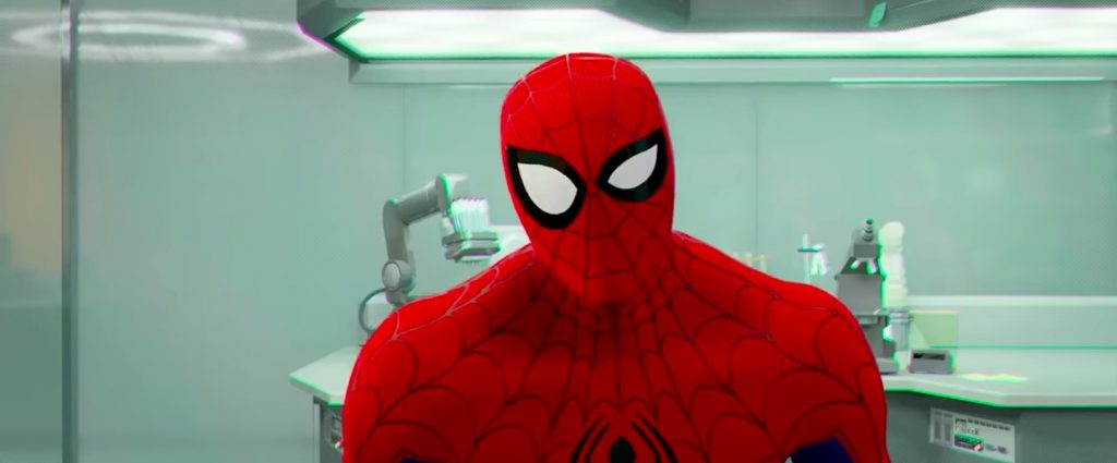 SPIDER-MAN: INTO THE SPIDER-VERSE - Embracing Imperfection