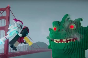 Safety Video with The LEGO Movie 2 Characters