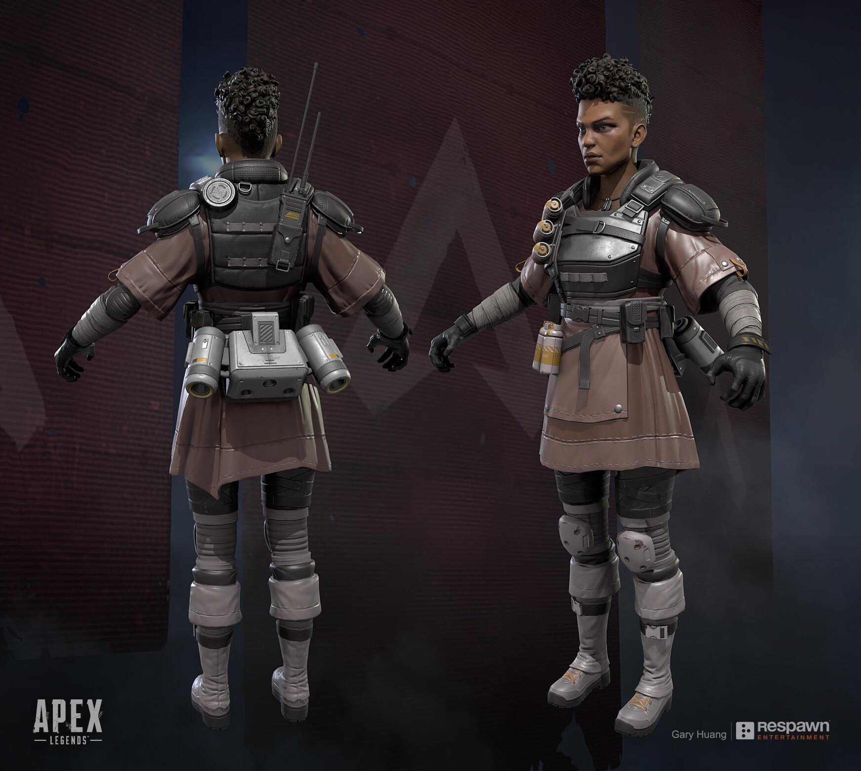 Apex Legends Female armor, Apex, Legend