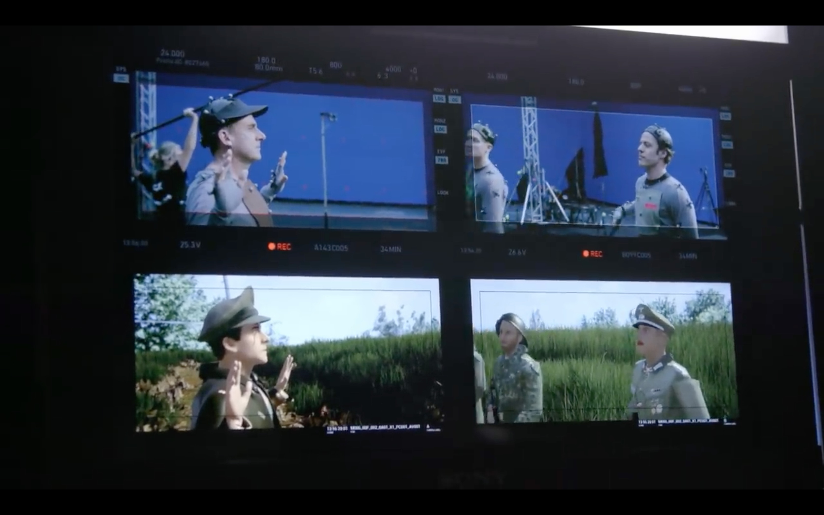 Making of Welcome to Marwen