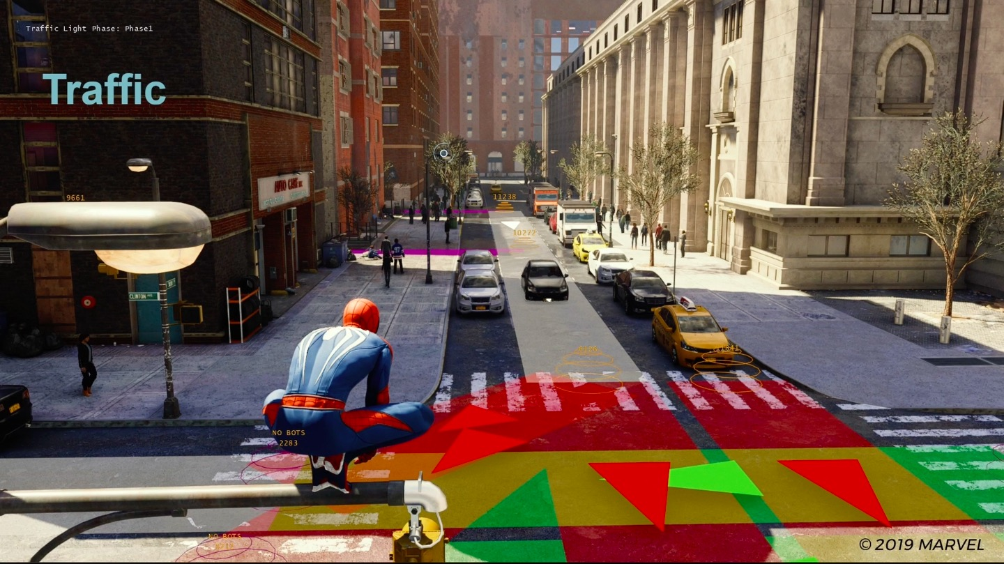 Creating Marvel's Spider-Man Open World with Houdini