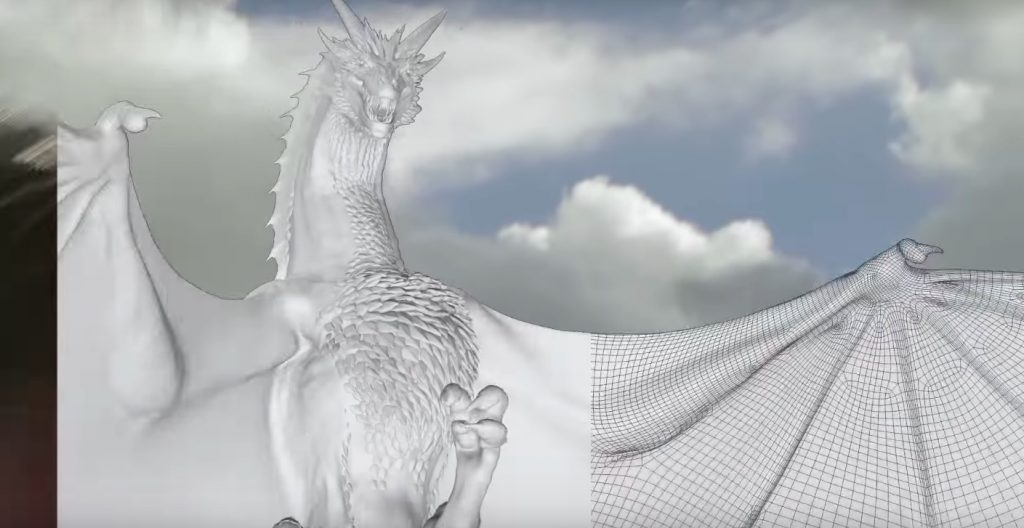 Game of Thrones VFX