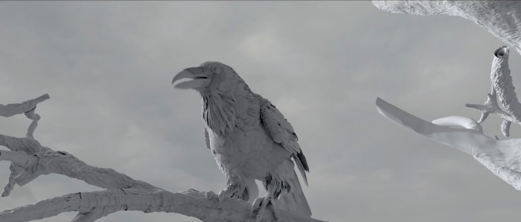 Making of Game of Thrones Winter is Coming