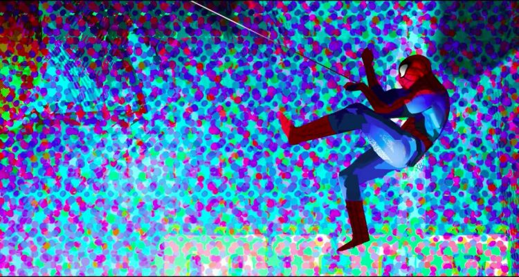 Spiderman into the Spider-verse - Recreating New York