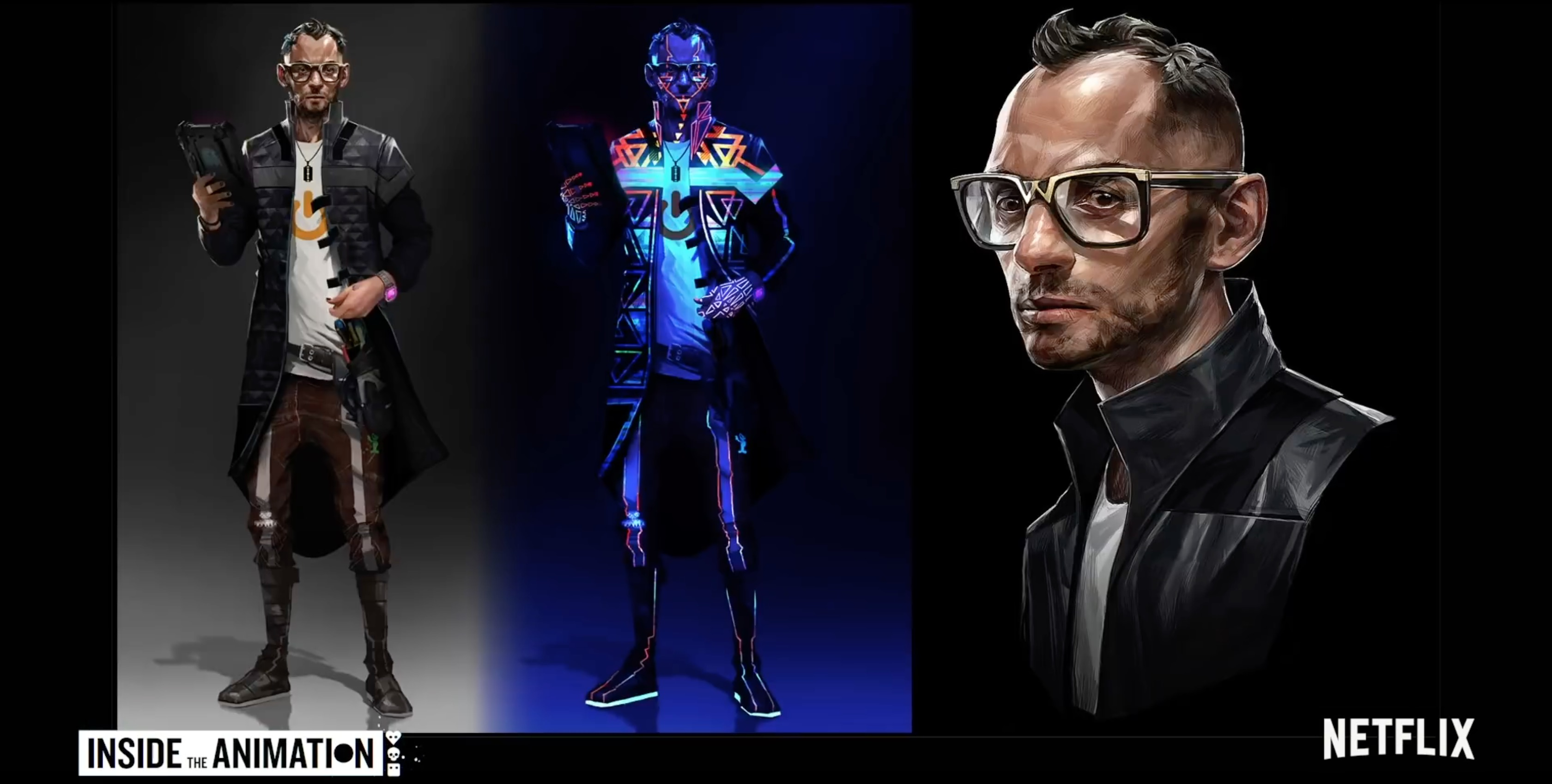 Love Death + Robots: Making of Sonnie's Edge
