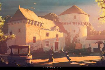A Plague Tale Innocence by Olivier Ponsonnet