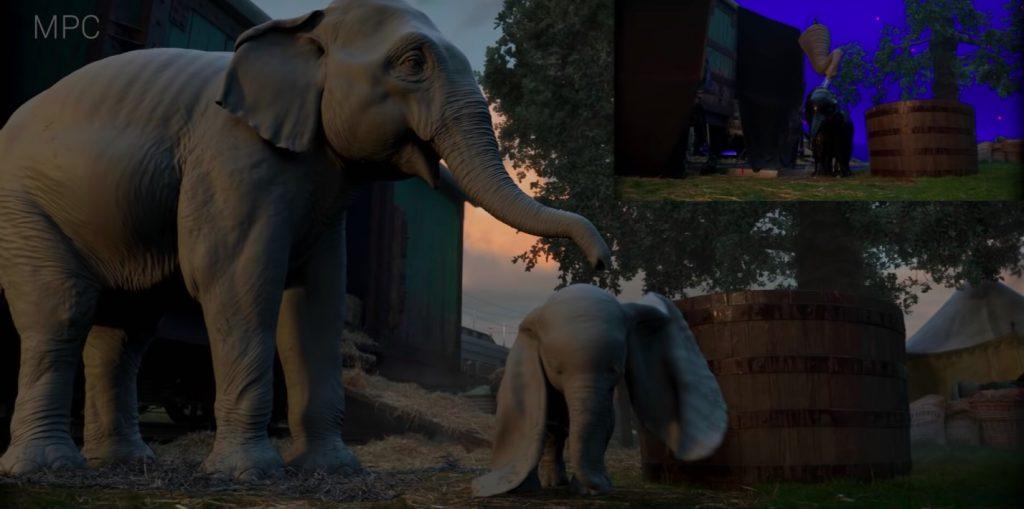 Dumbo VFX Breakdown