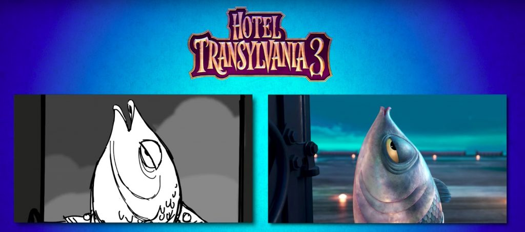 HOTEL TRANSYLVANIA 3 From Art to Animation