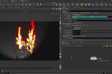 Houdini Pyro FX - Fire & Flames