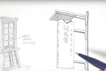 Mateusz Urbanowicz – sketching buildings