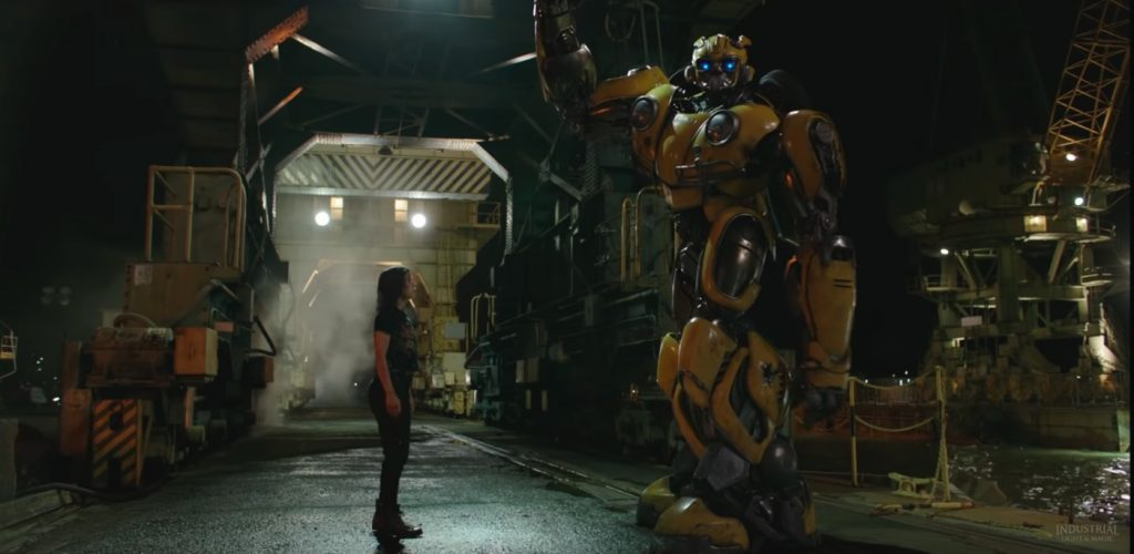 The Visual Effects of Bumblebee