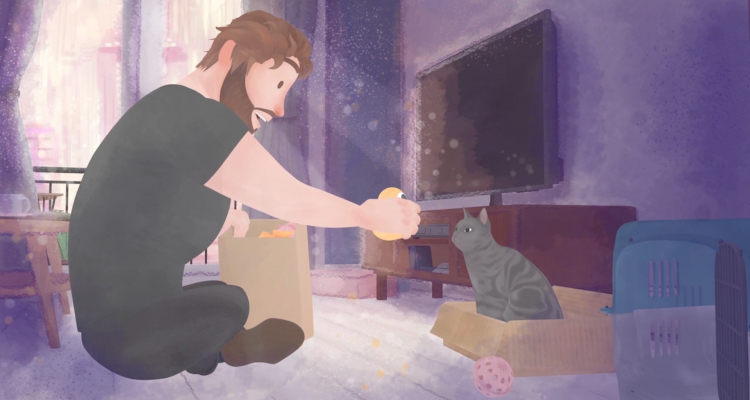 Love Me Please Animated Short