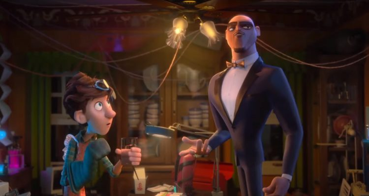Spies in Disguise Second Trailer