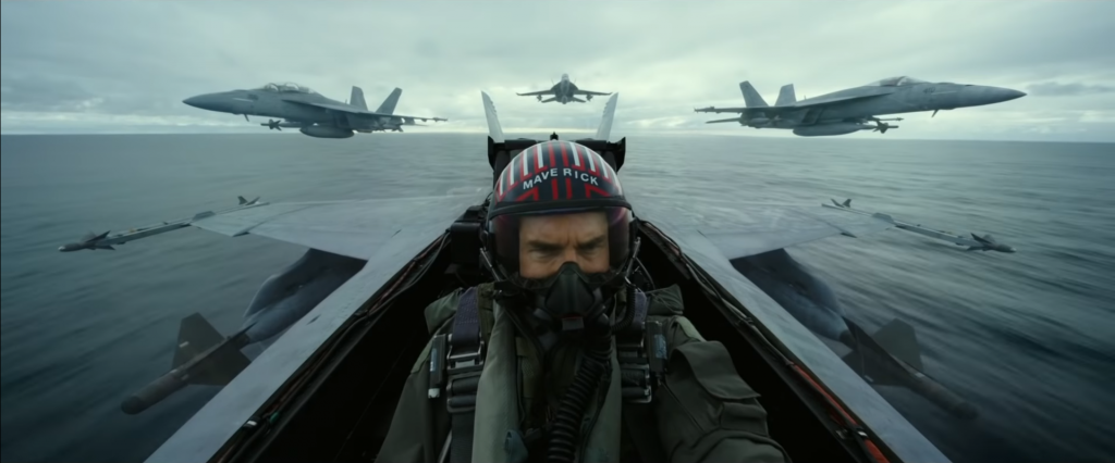 Top Gun Maverick Official Trailer