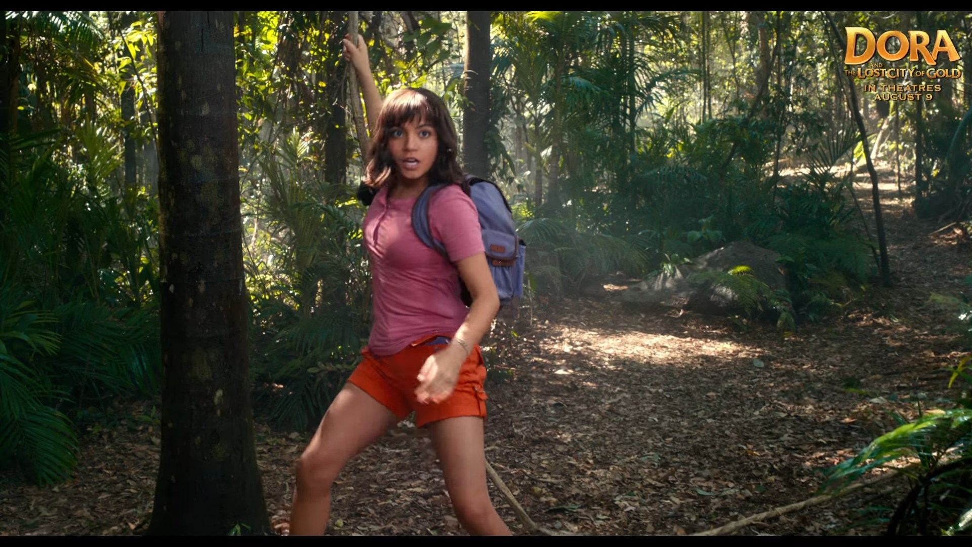 Dora and the Lost City of Gold New Official Trailer